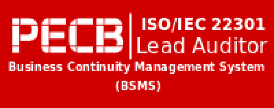 ISO 22301 Lead Auditor