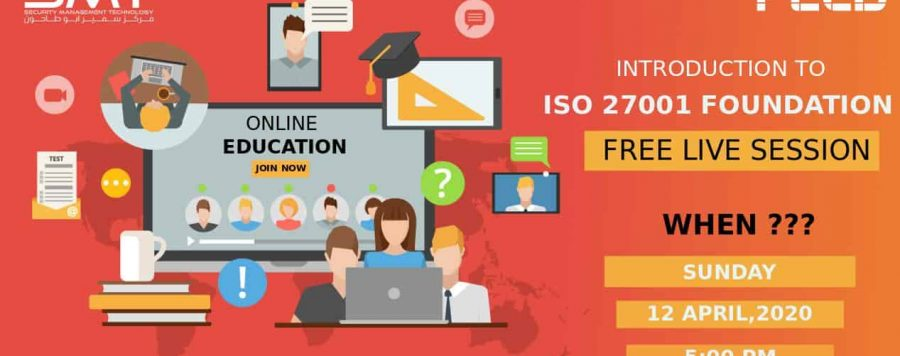 Introduction to ISO 27001 Webinar