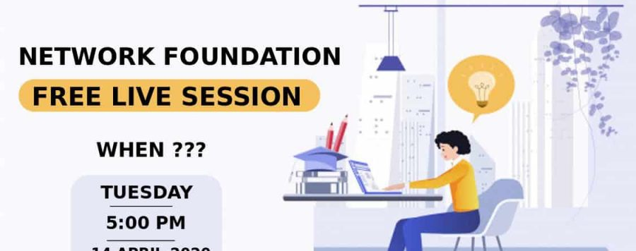 Introduction to Network Foundation Webinar