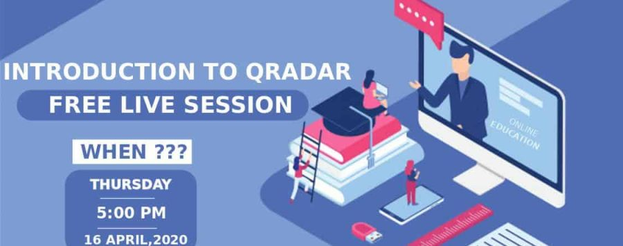 Introduction to IBM QRADAR Webinar